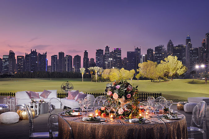 The Wedding Fair by Emaar Hospitality Group. Venue Option-The Address Mo...