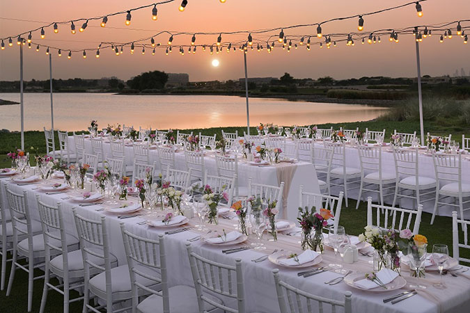 The Wedding Fair by Emaar Hospitality Group. Venue Option- Water's Edge ...
