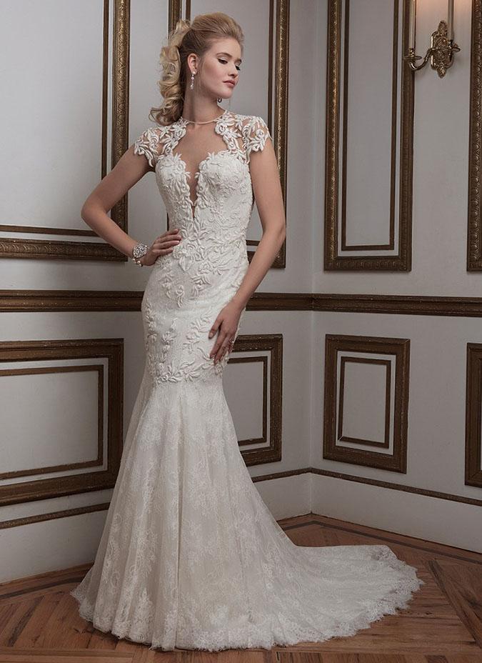 fabrics & materials used in wedding dresses