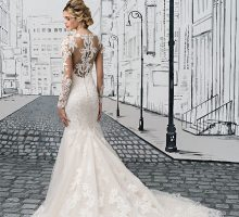 Expert Advice From Mohammad Al Haj: Fabrics & Materials Used In Wedding Dresses