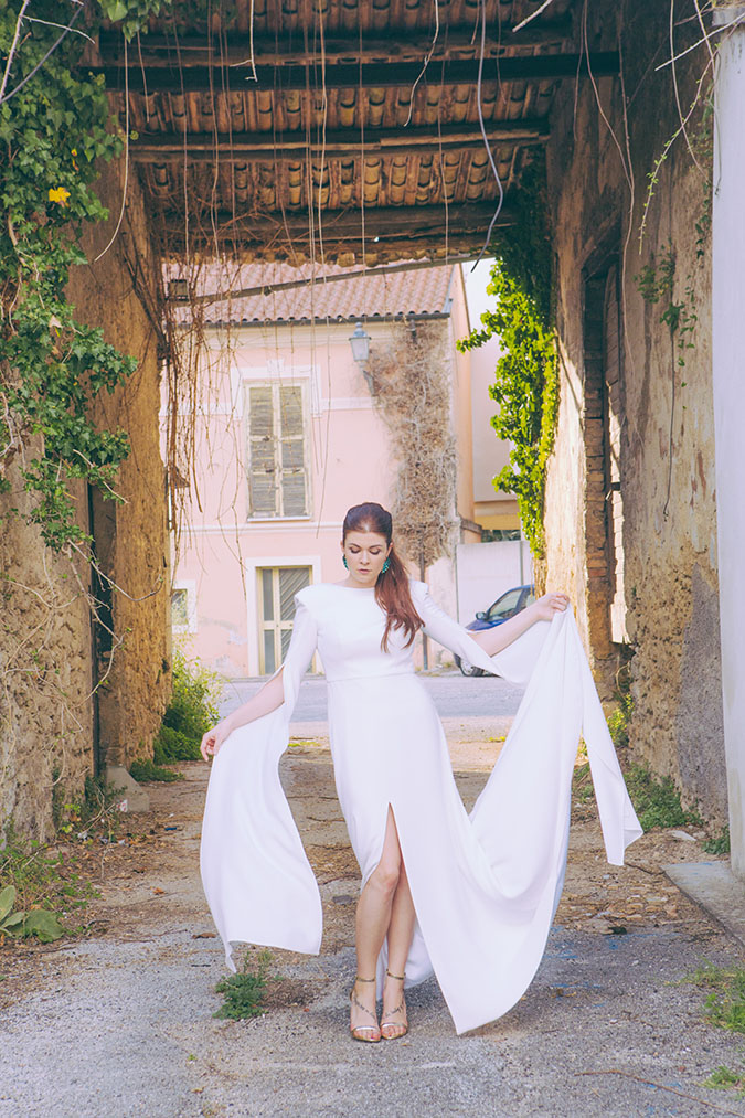 An Italian Destination Wedding in a Castle With Hints Of The Middle East