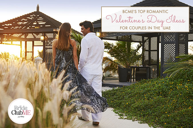 Romantic Valentine's Day Ideas For Couples In The UAE