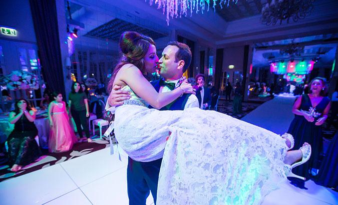 moroccan inspired dubai destination wedding