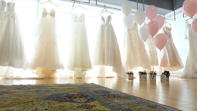 The Bridal Showroom Celebrate Their Fifth Anniversary