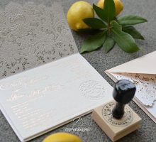 Interview | Get to Know the Wedding Pro: Prêt à Papier Invitations & Stationery, Dubai