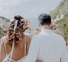 By The Sea: A Destination Wedding In Ibiza By Loud Cinematography