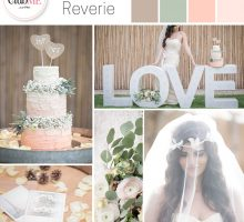 Wedding Colour Scheme { Rustic Reverie }