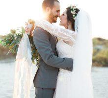 A Boho-Luxe Wedding At Saadiyat Beach Club by Cloud 9 Weddings & Events