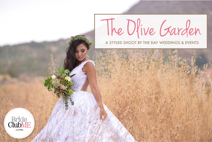 Olive Garden Styled Shoot By The Day Weddings Events