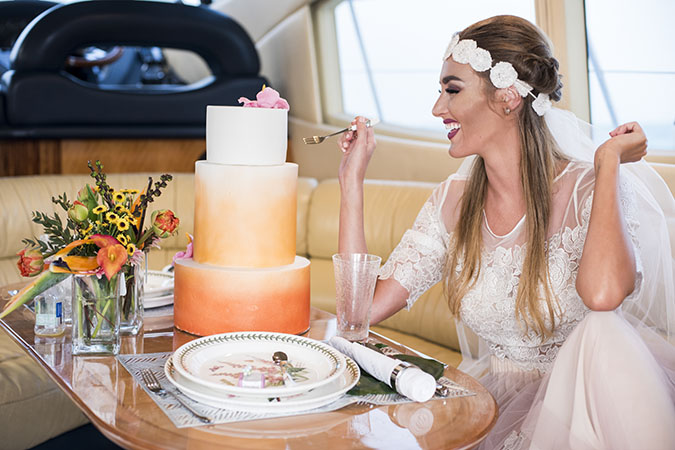 Tropical Yacht Wedding-47