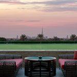 Portico (Dubai Skyline view)