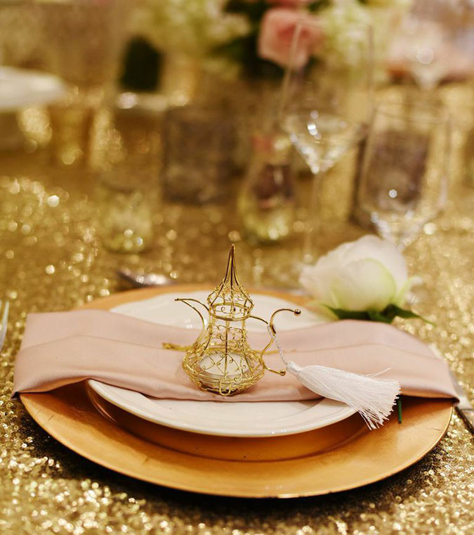 wedding favour ideas for UAE based couples