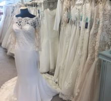 Real Dubai Bride Amy Cowin: Keep Calm And Say Yes To The Dress!