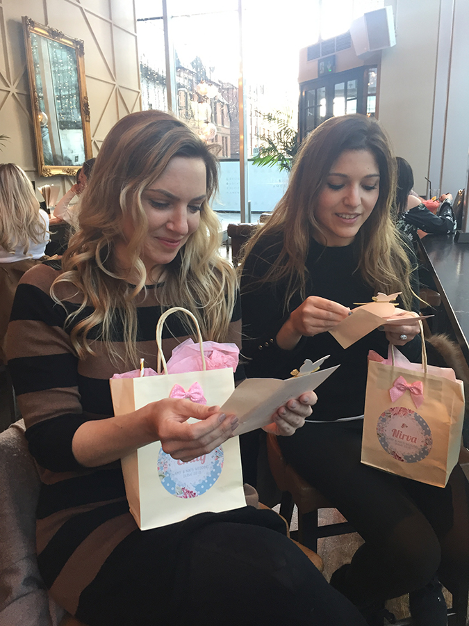 Real Dubai Bride Amy Cowin: Besties For Bridesmaids