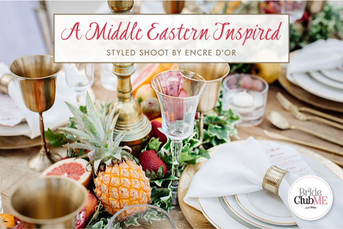 Middle Eastern Style Shoot-Feature