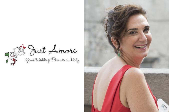 Above: Anna Frem, founder of Just Amore.