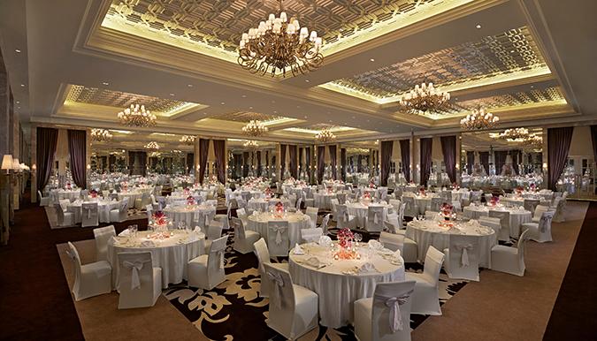 ballroom wedding venues in dubai