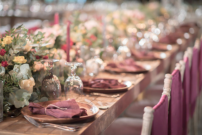 Get To Know The Wedding Pro: Desert Palm