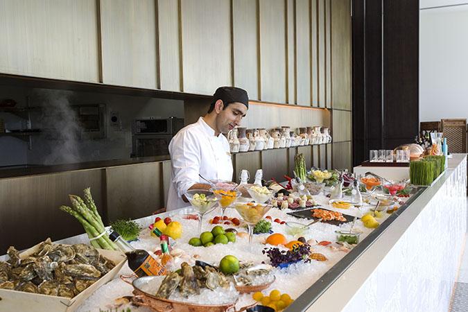 Aquario_Salad Bar