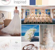 Wedding Colour Scheme { Grace Kelly }