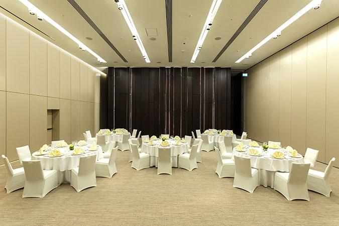 Banquet Hall_Social Setup