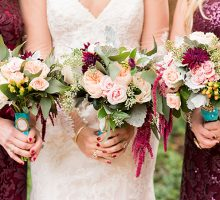 BCME's Favourite Autumnal & Halloween Inspired Weddings From Around The Globe
