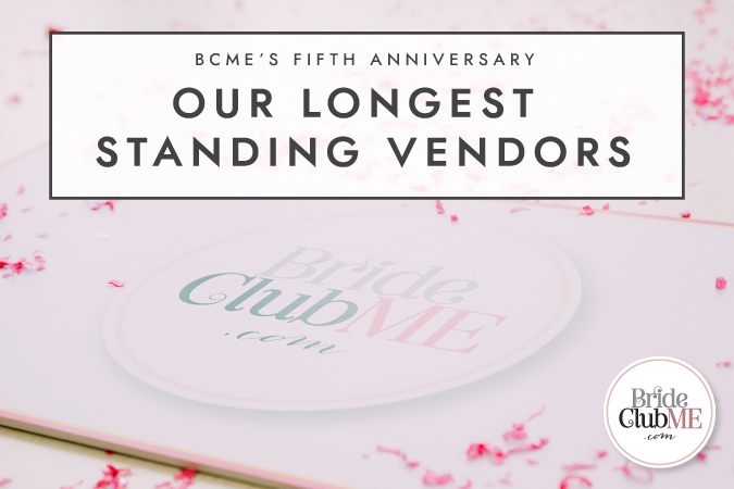 BCME's Fifth Anniversary: Our Longest Standing Vendors