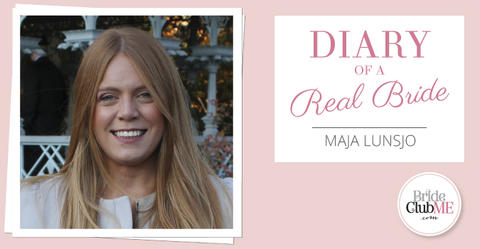 Diary of Real Bride-Maja