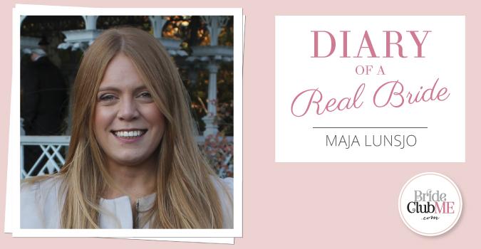 Diary of Real Bride-Maja