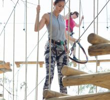 Review: Aventura Adventure Park