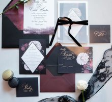 2018 Wedding Stationery Trends With Prêt à Papier