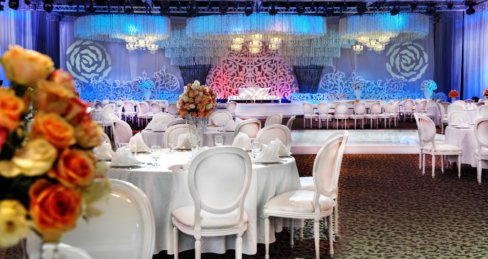 Wedding Venue – Le Meridien Dubai Hotel Conference Centre