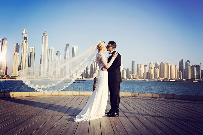 dubai wedding photographers & videographers