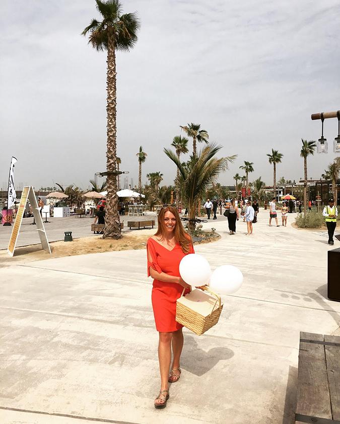 Real Dubai Bride Maja Lunsjo: It's All About The Love