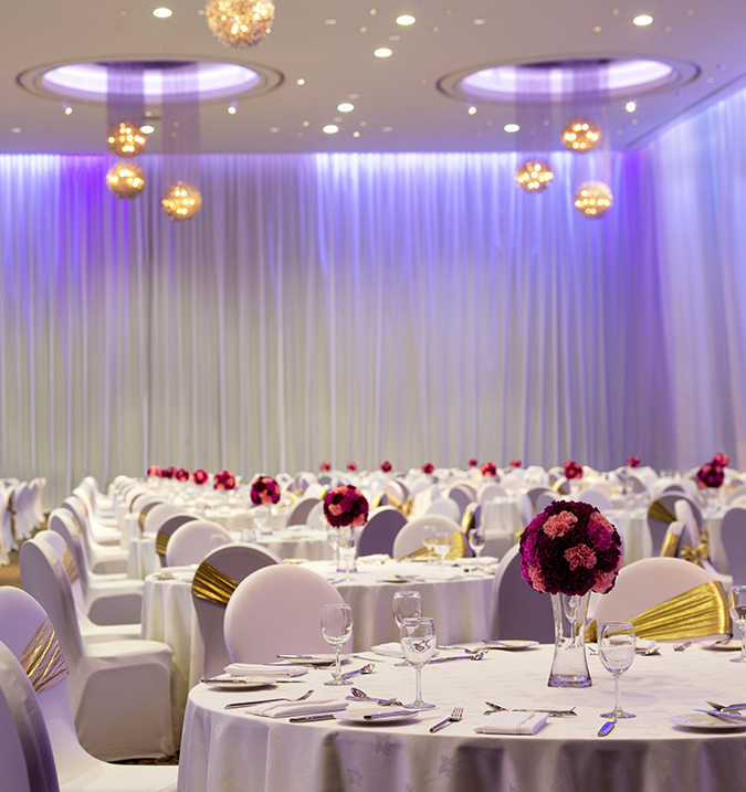 Get To Know The Wedding Pro: Le Méridien Dubai