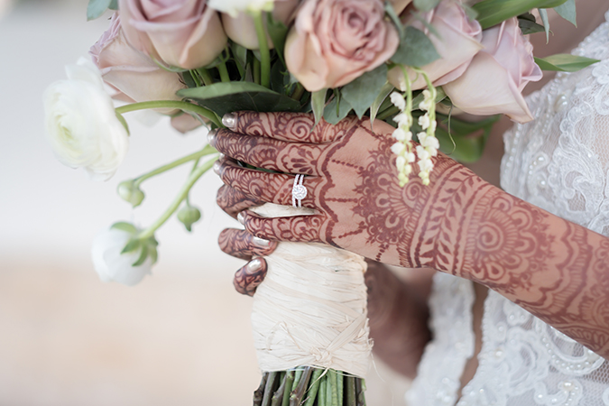 A Multi-Cultural Wedding At Desert Palm By Paula Scalco