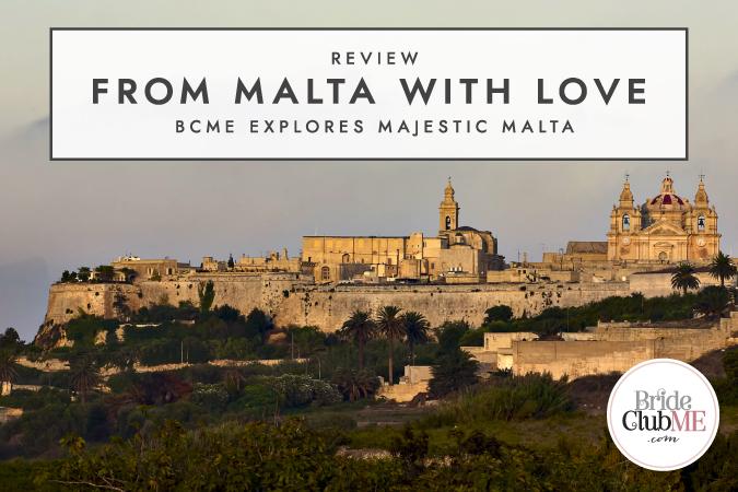 From Malta With Love   BCME Explores Majestic Malta