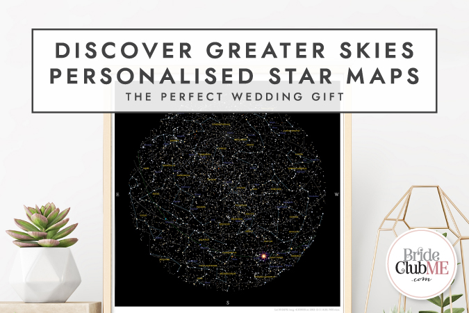 Greaterskies Star Maps Perfect Uae Wedding Gift