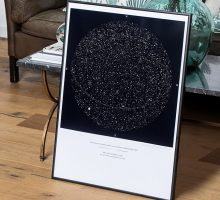 Attending a Dubai/UAE Wedding and looking for the perfect gift? Discover GreaterSkies Personalised Star Maps.