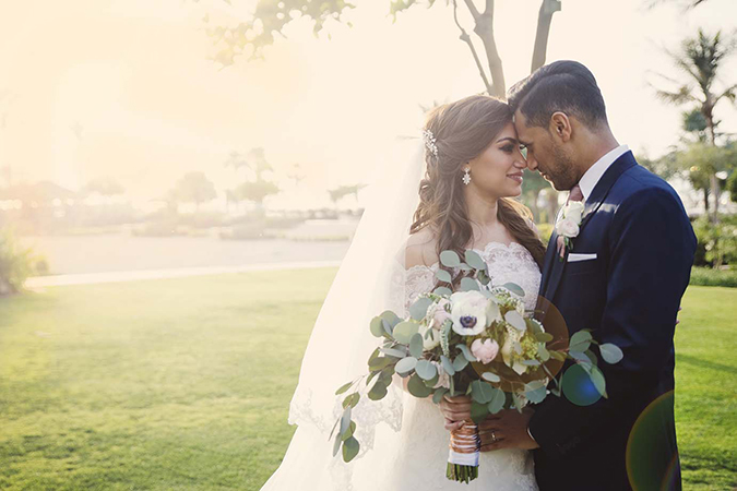 Vanessa & Dylan: A Personalised Dubai Wedding With Video & Images By Goldfish Ph…