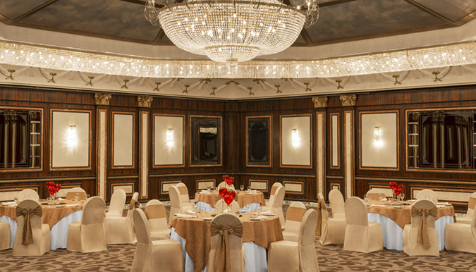 Falcon Ballroom 3