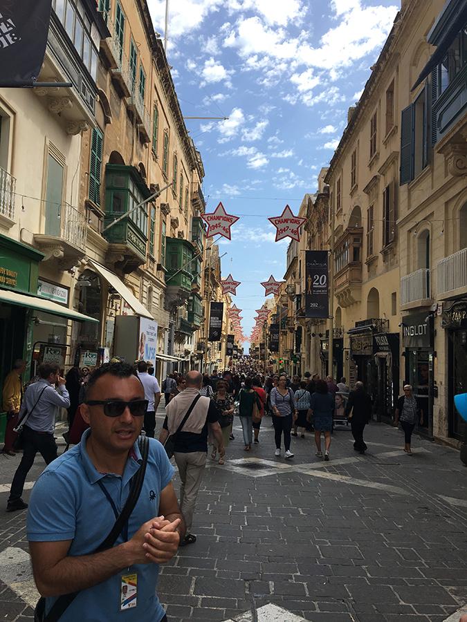 Tour Guide Clive from Malta Private Guide