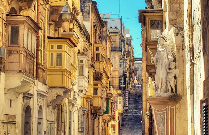 Valletta 1 - Malcolm Debono : © viewingmalta.com