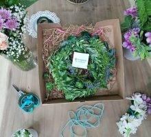 Wedding DIY: Flower Crowns by BCME Expert Meredith Huston