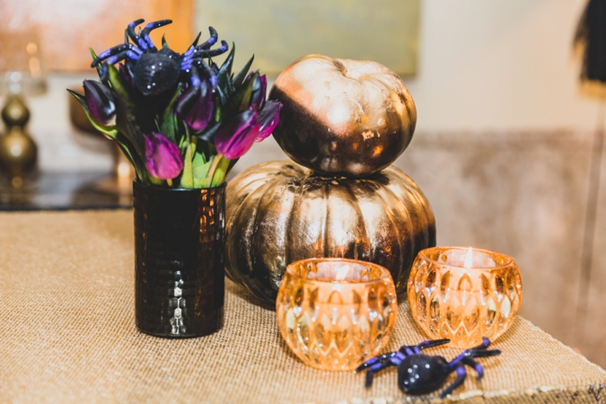 BMCE - Gold Pumpkins - Wedding Industry Networking