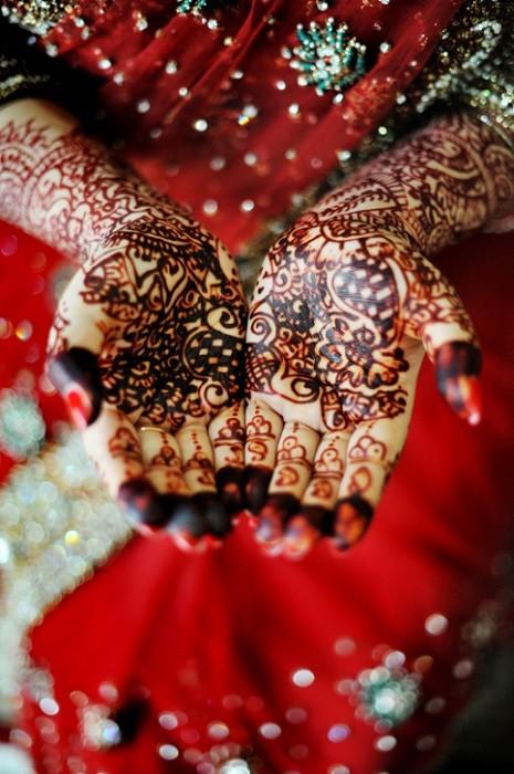 BCME bridal henna feature- Vandana Makar