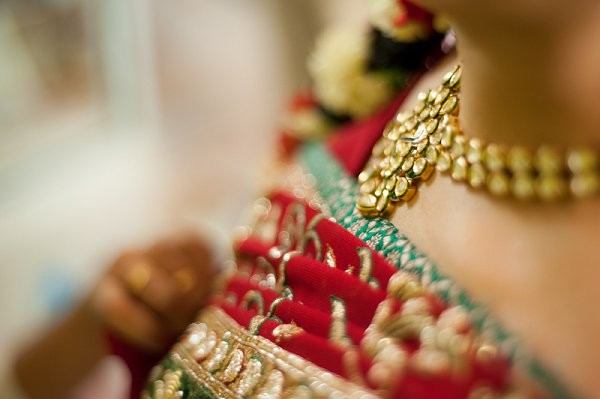 Tradtional Indian Bridal Jewellry