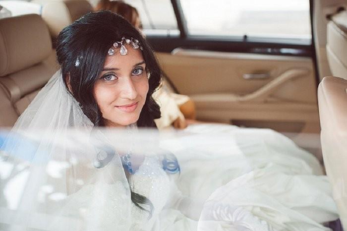 Real Wedding Goa India - The dress - brideclubme.com