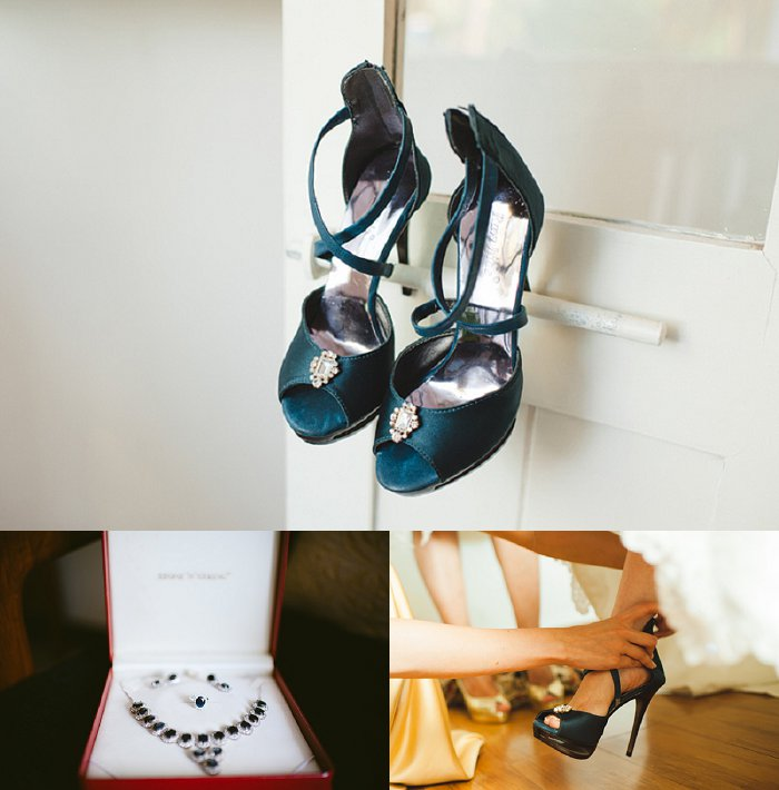 Real Wedding Goa India - The shoes - brideclubme.com