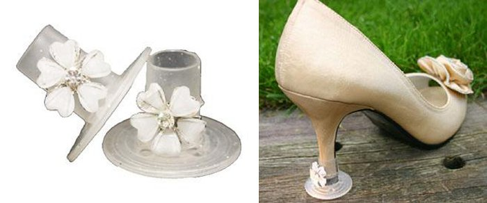 Product Review: Clean Heels, Heel Stoppers, Brideclubme.com